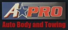 A-Pro Auto Body & Towing